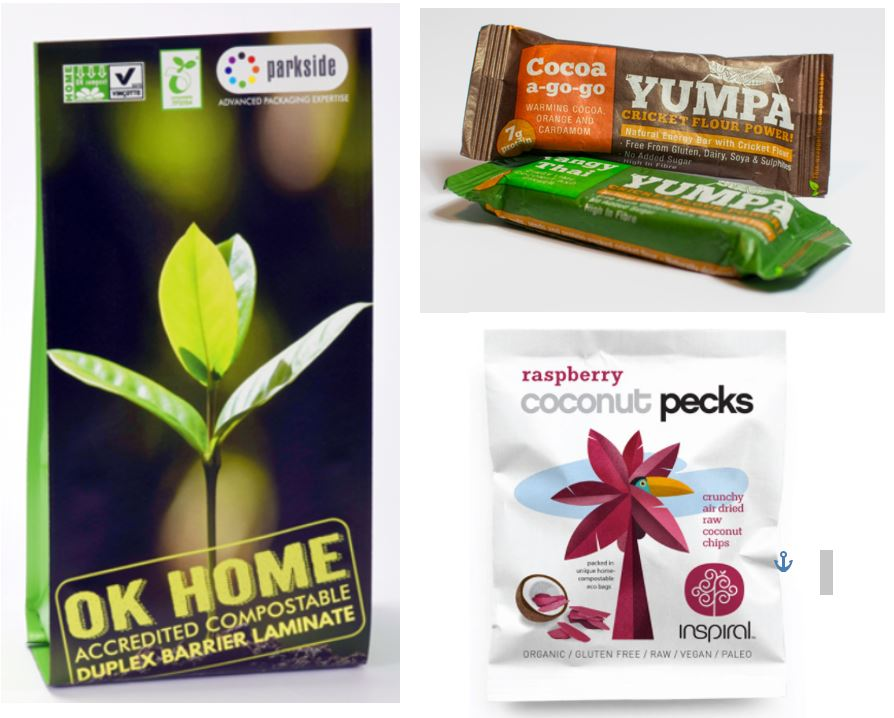 Sustainable packaging is here!